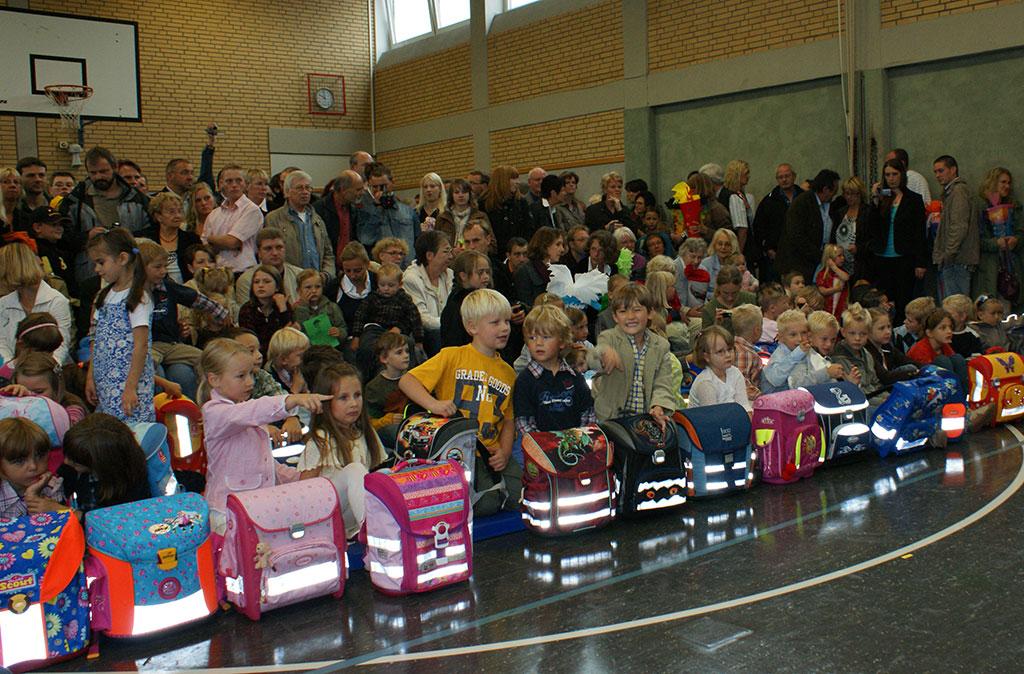 Einschulung 2008 Niedersachsen